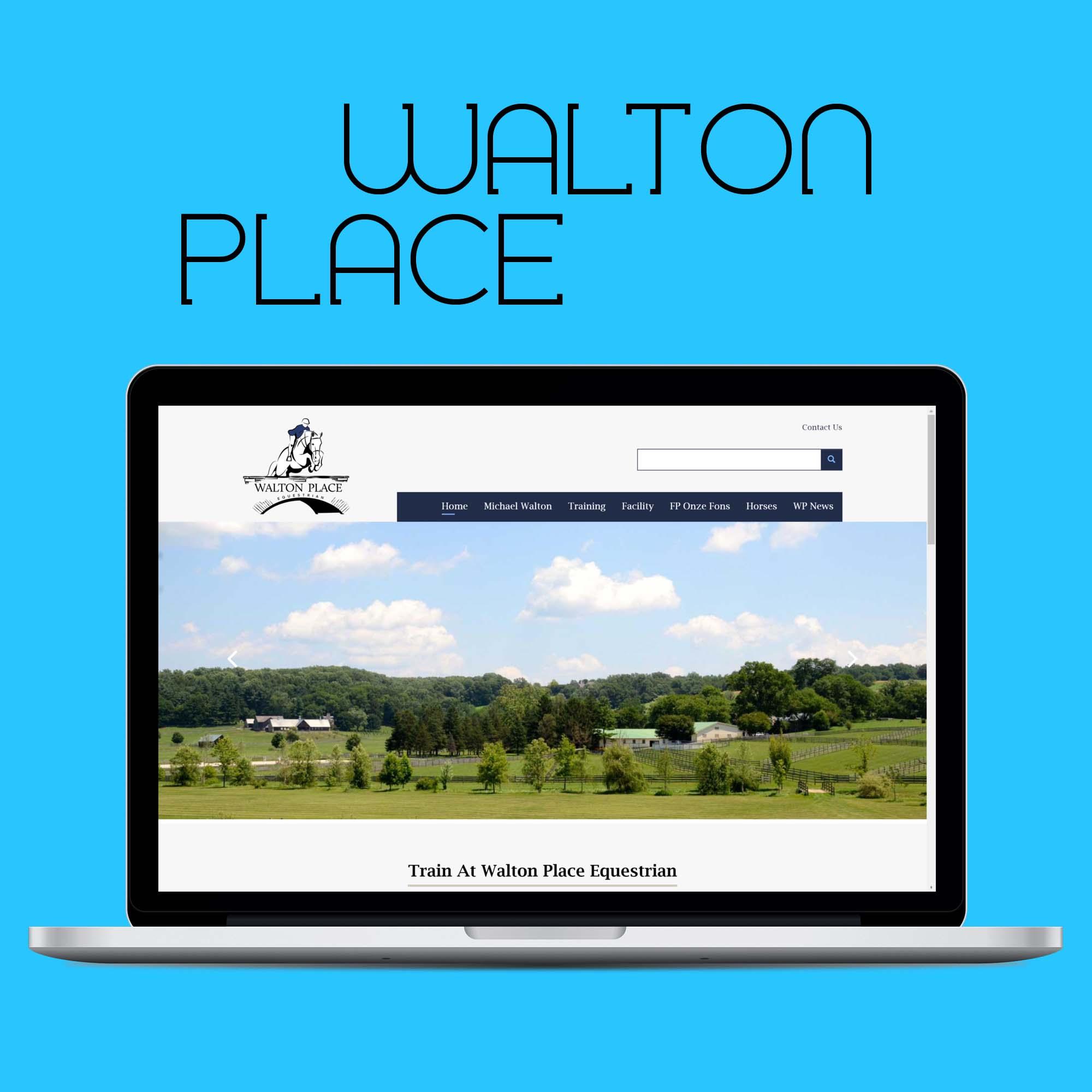 www.waltonplaceequestrian